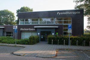Locatie Dijkcentrum Roosendaal