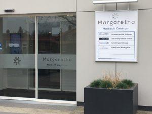 ingang Margaretha Medisch Centrum Huijbergen