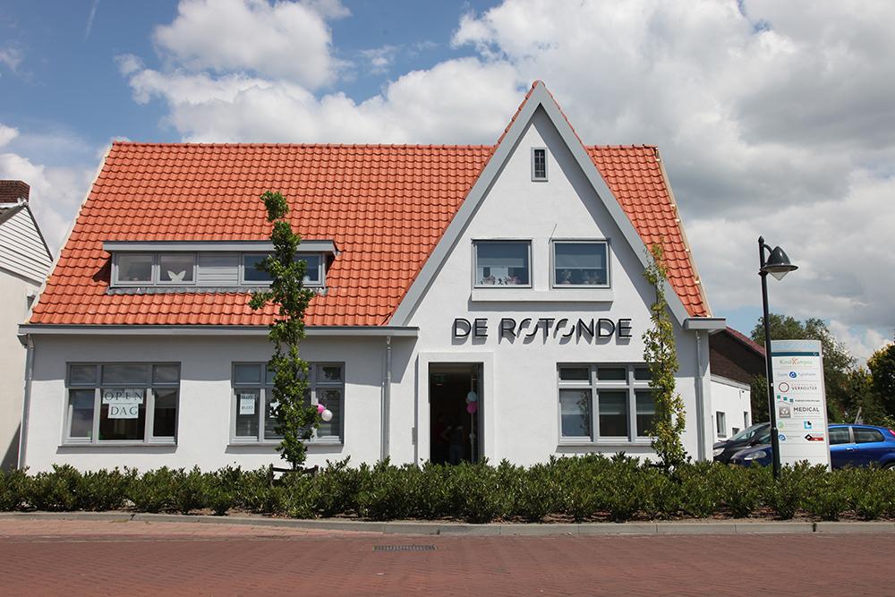 locatie de Rotonde Hoogerheide